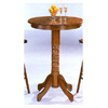 Bar Table In Oak Finish 4095 (CO)