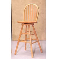 Windsor Bar Chair With Swivel Seat 4103(CO)