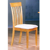 Natural Finish Chair 4108 (PJ)