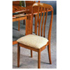 Dining Chair In Oak Finish 4157 (CO)