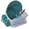 Camco 43511 RV Mini Dish Drainer and Tray 43511(AZFS)