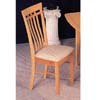 Maple Finish Side Chair 4278 (CO)