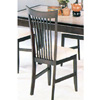 Side Chair In Capuccino Finish 4406 (CO)