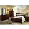 5-Pc Sleigh Style Queen Size Bedroom Set 4431 (CO)