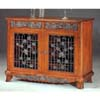 Wine Cabinet In Cherry Finish 4547 (CO)