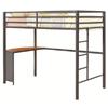 Twin Metal Workstation Loft Bed 460229(COFS)