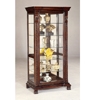 Curio Cabinet in Cappuccino 4715(CO)