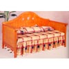 Three Hearts Oak Finish Daybed 4813 (CO)