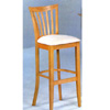 Vertical Bars Back Bar Chair In Maple Finish 4938 (CO)