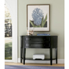 Antique Black Finish  Console Table 502-515