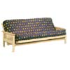Natural Finish Wood Futon Frame 5065 (WD)