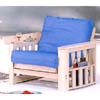 Washed Finish Chair 5192 (WD)
