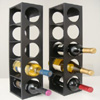 Rutherford Contemporary Wine Rack Set of 2 WX16562(PMFS)
