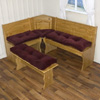 4 Piece Nook Cushion Set - Microfiber 4366(AZFS)