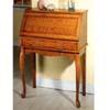 Oak Drop-Leaf Secretary Desk 5302 (CO)