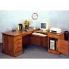 Executive Oak Desk 5308 (CO)
