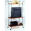 Dark Oak T.V. Rack 5429 (CO)