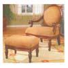 Accent Chair w/Ottoman 5608 (ABC)