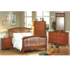 5-Pc Contemporary Mission Bedroom Set 568_(CO)