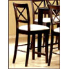 Cappucino Counter Height Dining Chair 5847 (CO)