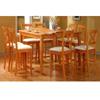 9-Pc Maple Finish Dining Set 5848/5849 (CO)