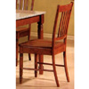 Walnut Finish Dining Chair 5900 (CO)