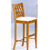 Fence Back Bar Stool With Cushion Seat 5906 (CO)