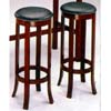 Cherry Casino Stool 6190 (WD)