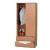 Closet/Wardrobe 2-Door and 2-Drawer W108_(WP)