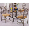 Trona 5 Pcs  Dinette Table Set 2216S/CBSQ42/2226C(PJ)