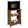 Microwave Cart With Casters 6337 (VF)