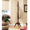 English Country Coat Rack 640-274B(PW)