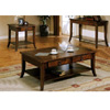 Slate Inlayed Top Coffee Table 700258 (CO)