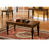 Mahogany Finish Coffee Table 700268 (CO)
