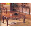 Occasional Tables In Deep Brown Finish 70046_ (CO)