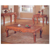 Coffee Table In Golden Brown Finish 700528 (CO)