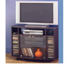 Cappuccino Finish TV Stand 700605 (CO)