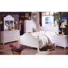 White Finish Bedroom Set CM7013_ (IEM)