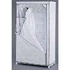 Basic White Storage Wardrobe 72011(OI)(Free Shipping)