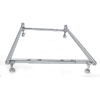 Twin/Full Bed Frame With Rug Rollers 424089 (LPFS)