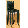 Black Matrix Design Bar Stool 7509 (CO)