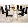 9-Pc Pearl Silver Dining Set 7641/7642 (CO)