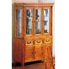 Wood Pine Buffet & Hutch 7734 (A)