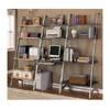 Wall Unit Computer Desk And Bookcase 8000_(CO)