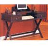 Desk In Tobacco Finish 800481 (CO)