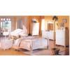 Bermuda White Finish BedRoom Set 8150Q(ML)