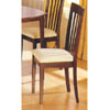 Wenge Chair 8241 (A)