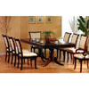 Double Pedestal Dining Table 8460 (A)