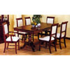 Double Pedestal Dining Table 8530 (A)
