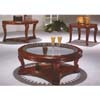 3-PcCherry Occasional Table Set 859-01 (WD)